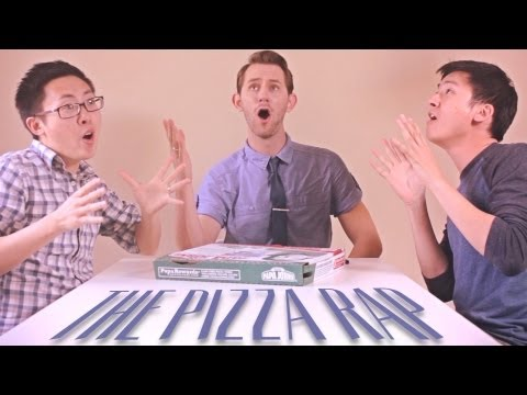 Epic Overreactions | The Pizza Rap ft. the Fu
