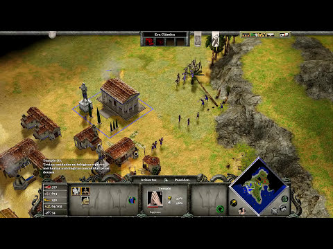 Age Of Mythology: A Batalha contra o Minotauro #2