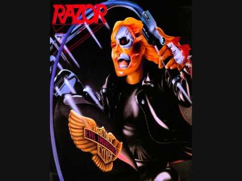 Razor - Iron Hammer
