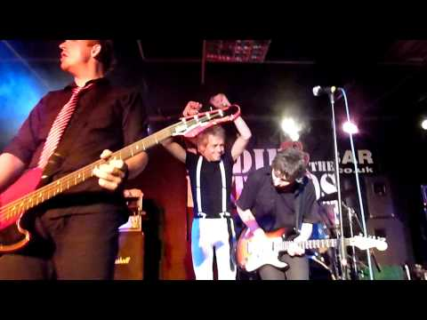 Eddie & The Hot Rods  'Teenage Depression'  8.7.11.