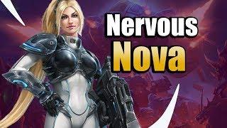 The Nervous Nova - EZ Bribe Stacks from TwitchCon! Heroes of the Storm w Kiyeberries