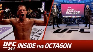 UFC 244: Inside the Octagon - Masvidal vs Diaz