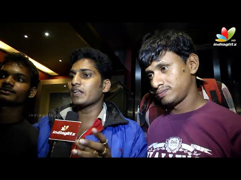 Thirudan Police Movie Public Review   Attakathi Dinesh, Iyshwarya Rajesh,Yuvan,Vijay Sethupathi