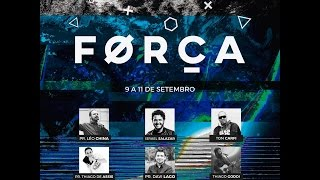 Conferência Interligados #FORÇA | 1ª Etapa | Pr. Thiago de Assis | Ton Carfi | 09/09/2016
