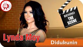 Lynda Moy Behind The Scenes Video Klip Didukunin NSTV