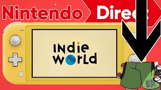 NEW Indies Nintendo Direct Coming Next Week! More To Follow?