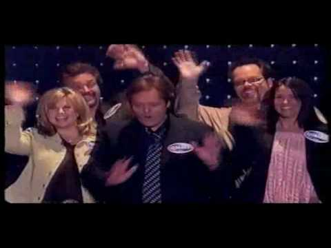 Jimmy Osmond on Family Fortunes - Part 1