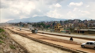 Kalanki Ring Road Construction Update 06/02/18.