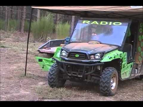 Texas Redneck Games 2011 Part 7 held at Tree Offroad Park in Alto, Texas!