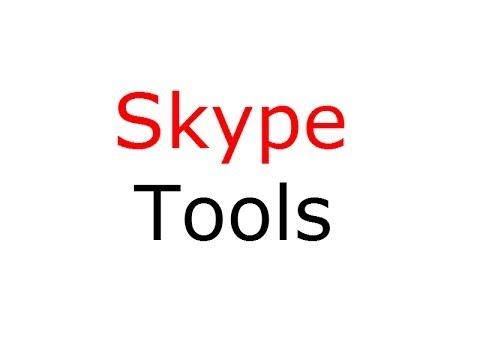Утилита для Skype