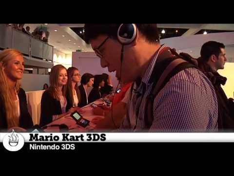 Tested.com's Nintendo 3DS Hands-On Demo