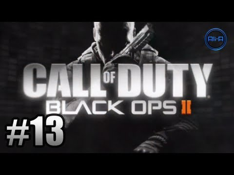 Call of Duty: Black Ops 2 Walkthrough Part 13 - Campaign Mission 8 Gameplay