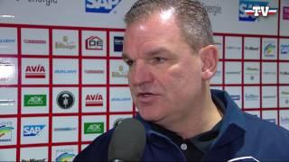 Coaches Corner - Adler Mannheim vs. Fischtown Pinguins