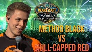 Whaazz POV - Method Black vs Skill-Capped Red