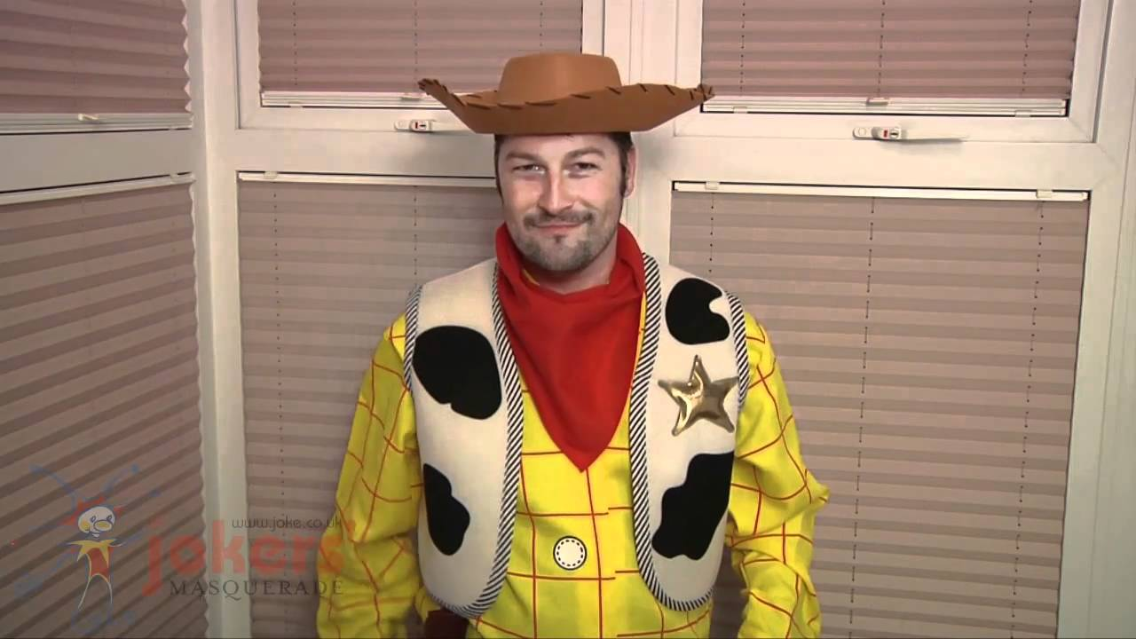 Woody Costumes Woody Costume  ref 30235