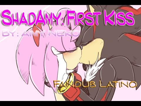 ShadAmy: Primer Beso - Sonic The Hedgehog - Fandub Español latino