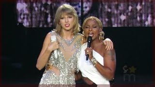 Taylor Swift & Mary J Blige -