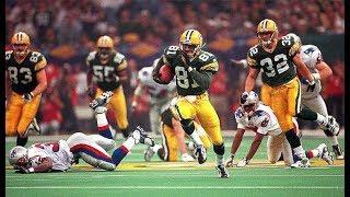 Green Bay vs. New England (Super Bowl XXXI, 1996) Green Bay's Greatest Games