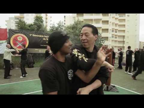 Samuel Kwok Wing Chun training camp Image 1