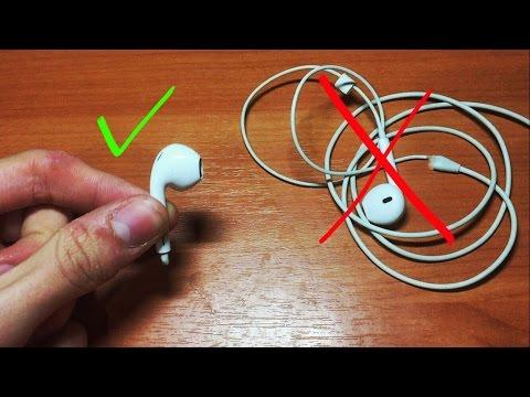 Как сделать беспроводные наушники в домашних условиях