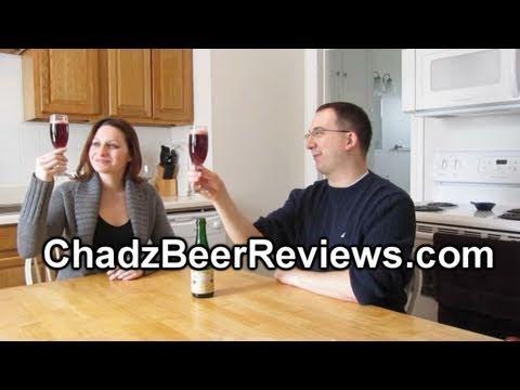 Lindemans Framboise Lambic   Chad'z Beer Reviews #245