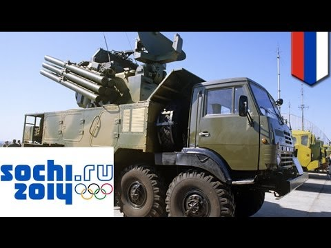 Sochi under lockdown for Winter Olympics