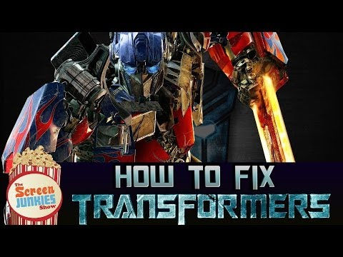 How To Fix TRANSFORMERS
