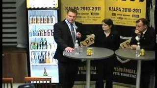 5.10.2010 KalPa-Ilves lehdistötilaisuus