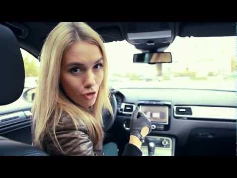 Volkswagen Touareg R-line: Тест-драйв в программе Москва рулит
