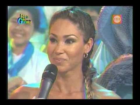 Esto es Guerra de Verano:  ¿Amor entre Guty y Melissa Loza? - 09/01/2013