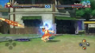 Minggu Malam Gaming Naruto Shippuden Ultimate Storm 4 Road To Boruto #ps4share #NSUS4RTB