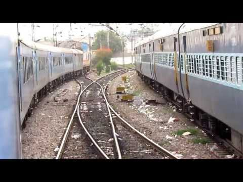 SBC MAS LHB Shatabdi express journey : Part 1 !!