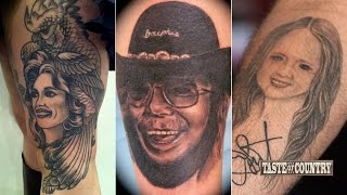 Worst Country Tattoos of All Time