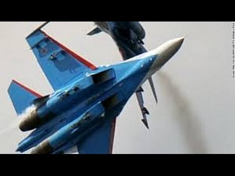 U S  official 'Dangerous' Russian jet fly by was 'straight out of a movie