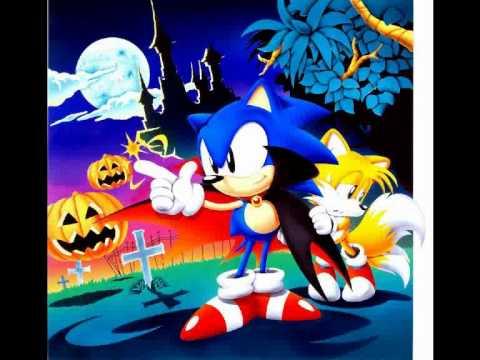 Sonic The Hedgehog Happy Halloween Sonic The Hedgehog Halloween
