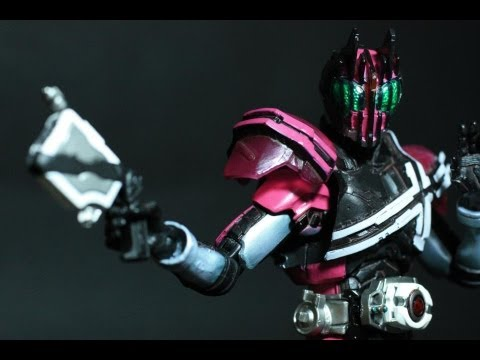 Toy Review: S.I.C. Kamen Rider Decade