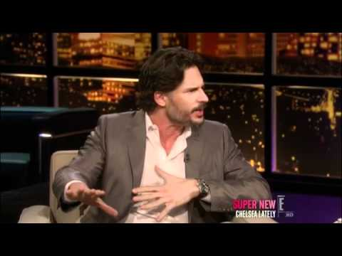 Chelsea Lately 2012 06 28 Joe Manganiello