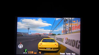 Gran Turismo 3 - 50 Laps @ Super Speedway With 50 More Cars