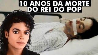 O ÚLTIMO DIA DE MICHAEL JACKSON