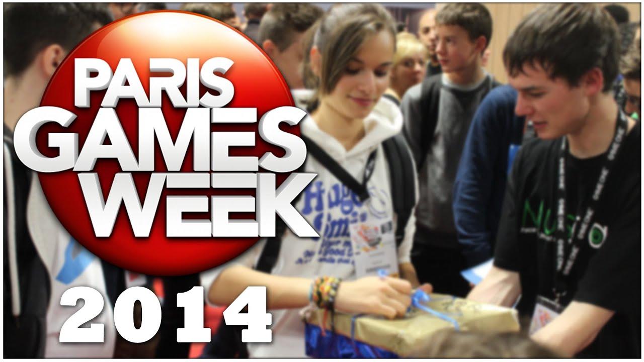 Plan Paris Games Week 2014 Paris Games Week 2014