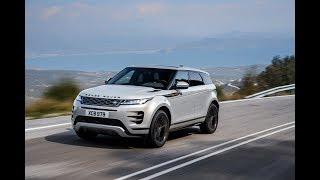تجربة رينج روفر إيفوك 2020 Range Rover Evoque Review