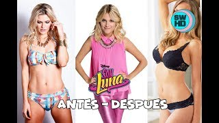 Soy Luna Before And After 2017 ⭐Soy Luna Antes y Después 2017 ⭐