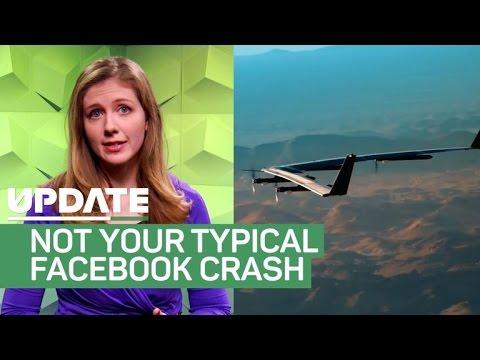 Facebook drone accident under investigation