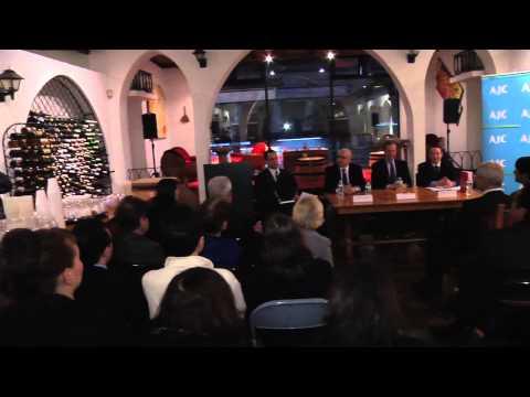 Νέα Υόρκη: Η παρουσίαση του βιβλίου του καθηγητή Α. Τζιαμπίρη
