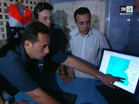 2M Toubkal Chasse sous marine