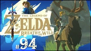 The Legend of Zelda: Breath of the Wild - Part 94 | The Crowned Beast!