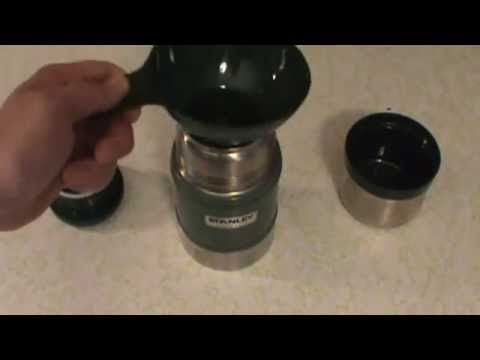 Thermos Cooking: 16 Bean Stew