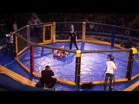 Панкратион Россия vs Казахстан 2 й бой