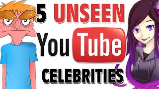 5 Youtubers That Have NEVER Been Seen - GFM