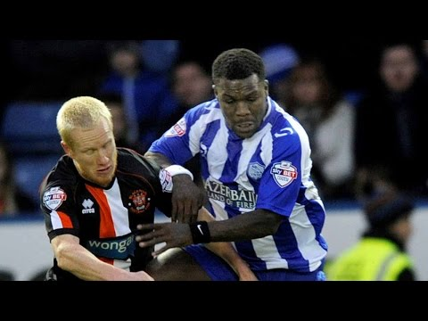Sheffield Wednesday loan ace Royston Drenthe showed his class on Boxing Day against Blackpool. Watch this bit of skill from the former Real Madrid man. SWFC official video - please subscribe!